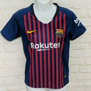 Messi FCB soccer jersey youth 26